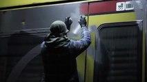 Graffiti paint: FLAME - Berlin