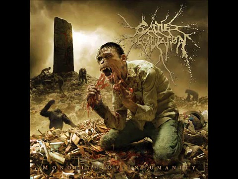 Cattle Decapitation – Your Disposal