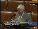 "Rep. Shadegg: We're getting ""Russian gulag, Soviet style gulag healthcare"""