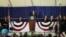 President Reagan's Remarks at the site of the future Holocaust Memorial Museum