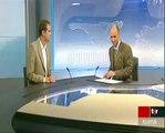 Télévision Suisse Romande : Passeport biométrique: Antonio Hodgers marque son opposition.