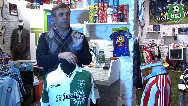 Claudio Destéfano, experto en marketing deportivo, se refiere al fútbol amateur – HOYSEJUEGA TV