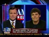 FOX NEWS: Love Song to Hillary Clinton by The Clintons
