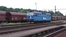 Vlaky - Louky nad Olší - 30.7.2013