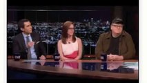 Michael Moore Loses Gun Control Debate with S.E. Cupp on Bill Maher Show