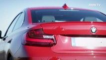Das neue BMW 2er Coupé. Design und Fahrdynamik.