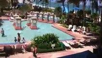 Marriott San Juan Resort & Stellaris Casino - Pool View
