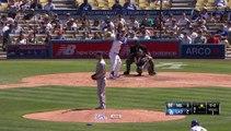 HomeRun (18) de Adrian Gonzalez de Dodgers de Los Angeles