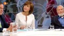 Asyl-Zahlen steigen - AfD (Björn Höcke) - 25.09.2014 - Maybrit Illner