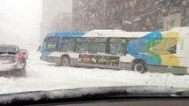 [Montréal] Tempête de neige du 27 décembre 2012 Snow Storm 27 december 2012