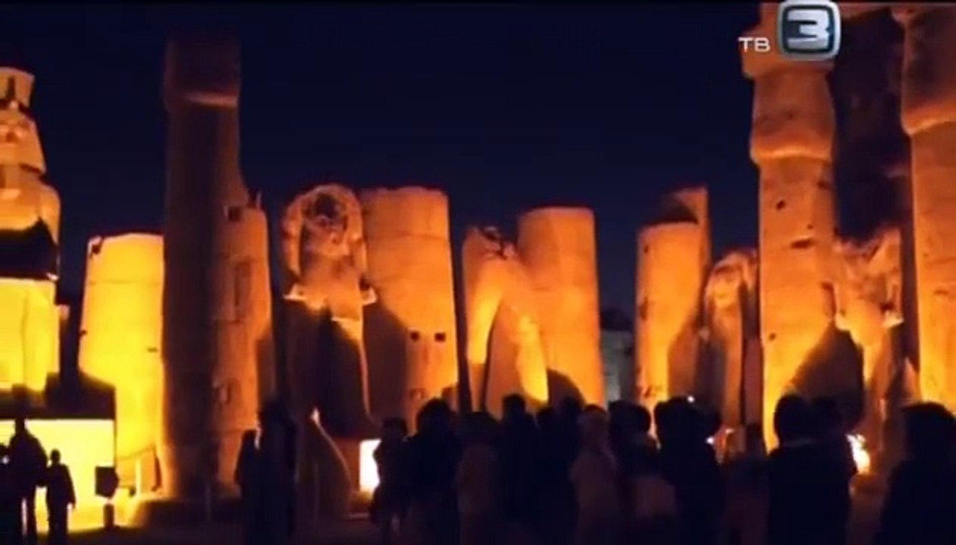 Древний Египет - запретная тема истории и археологии. [ Часть-3 ] - Карнак - [ Луксор ]