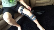 Donjoy OA Fullforce and OA Adjuster knee brace user review