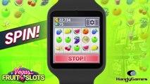 Wearable Fitness Slot Machine - Vegas Fruit Slots