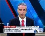 Morreu o historiador José Hermano Saraiva (R.I.P)