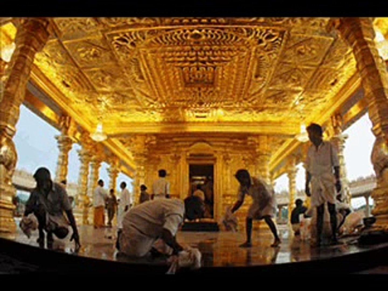 Golden temple vellore & murudeshwar temple