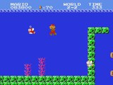 "TAS HD: NES Super Mario Bros ""Warpless Walkathon"" in 25:30.05 by Mars608"