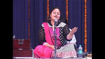 Sanjay Shirohiwala Ft. Anurita Rai - Pandit Purshotamdas Jalota Bhajan Sammelan