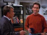 Seinfeld Library Cop - Mr. Bookman