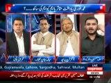 Asif Husnein(MQM) Imran Khan Ka Sawal Gol Kar Gaye – MQM Showing Their Frustration