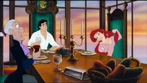 The Little Mermaid Ariel Fork and Blow Normal,Fast and Slow