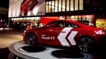 Audi: Virtual Reality meets the new Audi TT