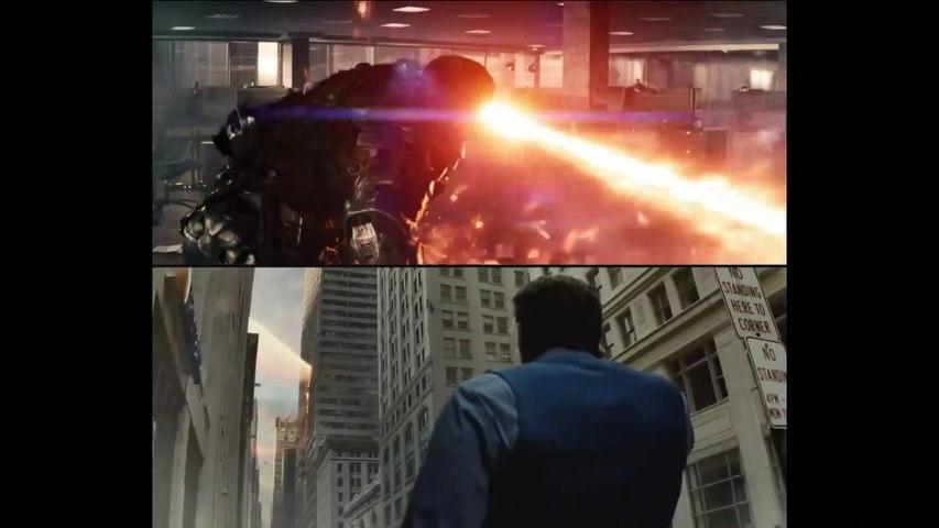 Batman V Superman x Man of Steel