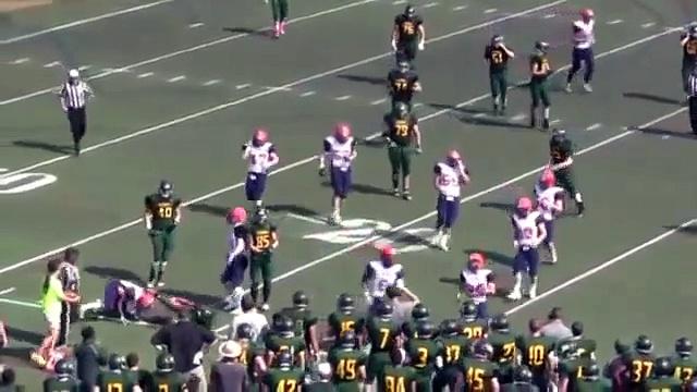 2013 McDaniel Football Highlights