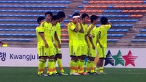 Japan 0-0 Brazil 7-6 PK All Penalties and Highlights - Men's Football Bronze Medal Match - Universiade Gwangju Games 201