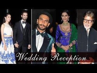 Shahid Kapoor & Mira Rajput's WEDDING RECEPTION : GUESTLIST