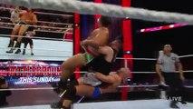 Cesaro vs. Kevin Owens vs. Rusev - Winner Faces John Cena for the U.S. Champions