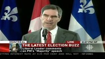 Ignatieff Montreal press conference