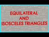 156-CBSE Class VI maths,  ICSE Class VI maths -  Equilateral and Isosceles Triangles