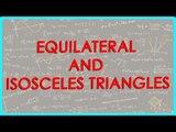 156-CBSE Class VI maths,  ICSE Class VI maths -  Equilateral and Isosceles Triangles
