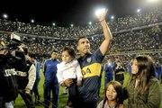 Accueil surréaliste pour Carlos Tévez à Boca Juniors !