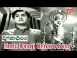 Pooja Phalam Movie Songs   Endu Daagi Unnavo   ANR   Savitri   Jamuna