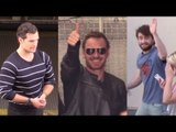 Stars Arrive At San Diego Comic-Con 2015- Henry Cavill, Jamie Alexander, Daniel Radcliffe And More