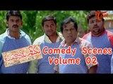 Dubai Seenu Comedy Scenes   Back to Back   Ravi Teja   Nayantara   Volume 02