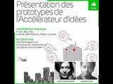 Midi Lab: présentation des prototypes de l'Accélérateur d'idées de Radio-Canada