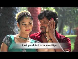 Mei Marandhen - Laavani Kacheri | Lyric Video | Tippu, Srilekha Parthsarathy