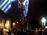 Greek Orthodox Good Friday in Athens, Greece 2012