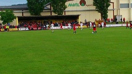 2015 -- Aufstiegsspiel der Reserve gegen Frickenfelden