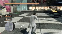 Ryu Ga Gotoku Of The End: Kazuma Kiryu gameplay