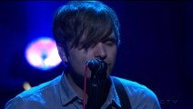 Death Cab For Cutie - The Ghosts Of Beverly Drive [Live on Conan]