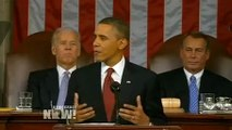 """He Says One Thing And Does Another"": Ralph Nader Reviews Obama's State of the Union Speech"