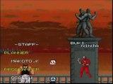 Bad Dudes VS. DragonNinja - Japanese ending (Arcade version)