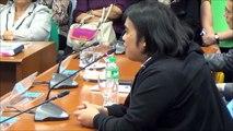 Principal 'pork' whistle blower testifies at Senate