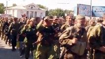 КРУТЬ!!! БАБАЙ ПРИЕХАЛ НЕ САМ...привез 12 тыс Казаков на Донбасс