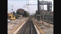 Treno Prove Archimede Linea Roma - Napoli via Cassino Quinto Tratto Frosinone - Castro (HD)