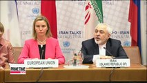 Iran won't seek or develop any nuclear weapons, following its nuclear deal with world powers