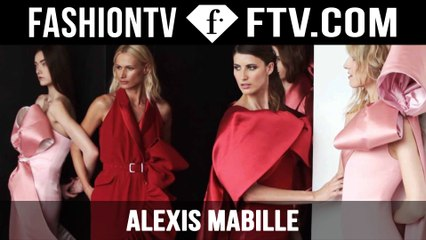 Alexis Mabille Presentation Behind the Scenes | Paris Haute Couture Fall/Winter 2015/16 | FashionTV